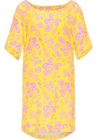 Frieda & Freddies - Day dress - lemon - 0