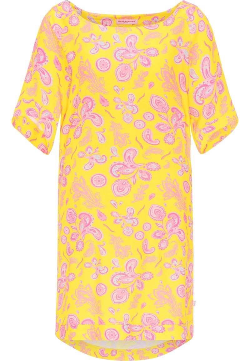 Frieda & Freddies - Day dress - lemon