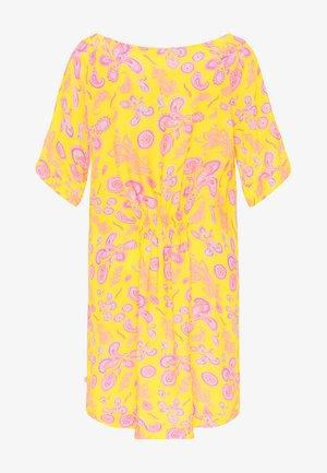 Day dress - lemon