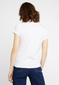 Frieda & Freddies - T-shirt con stampa - white - 2
