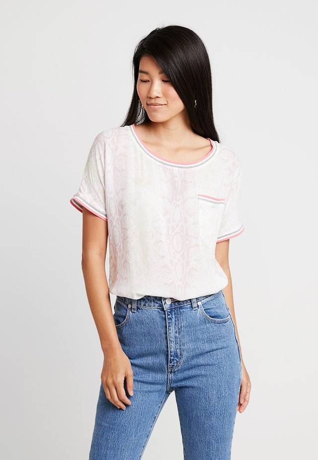 BLOUSE - Bluse - rose diamond
