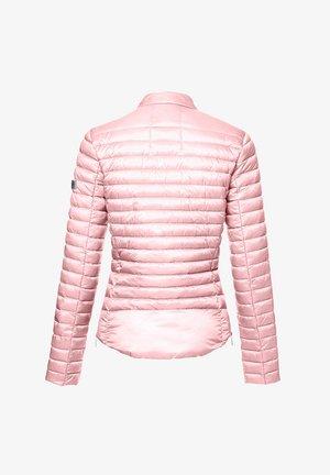 Winter jacket - rose diamond