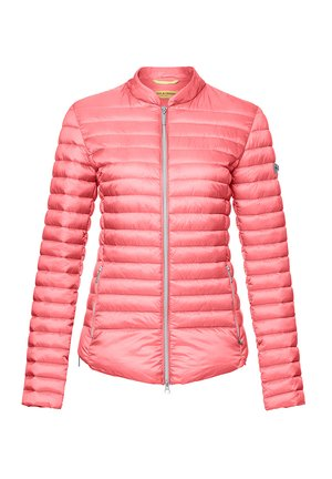 Winter jacket - summer coral