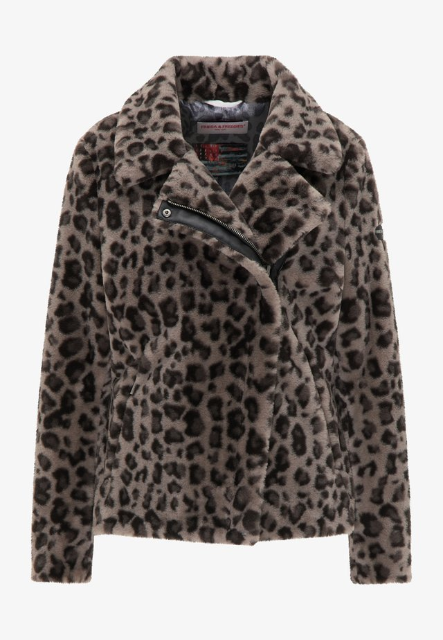 Winter jacket - anthracite