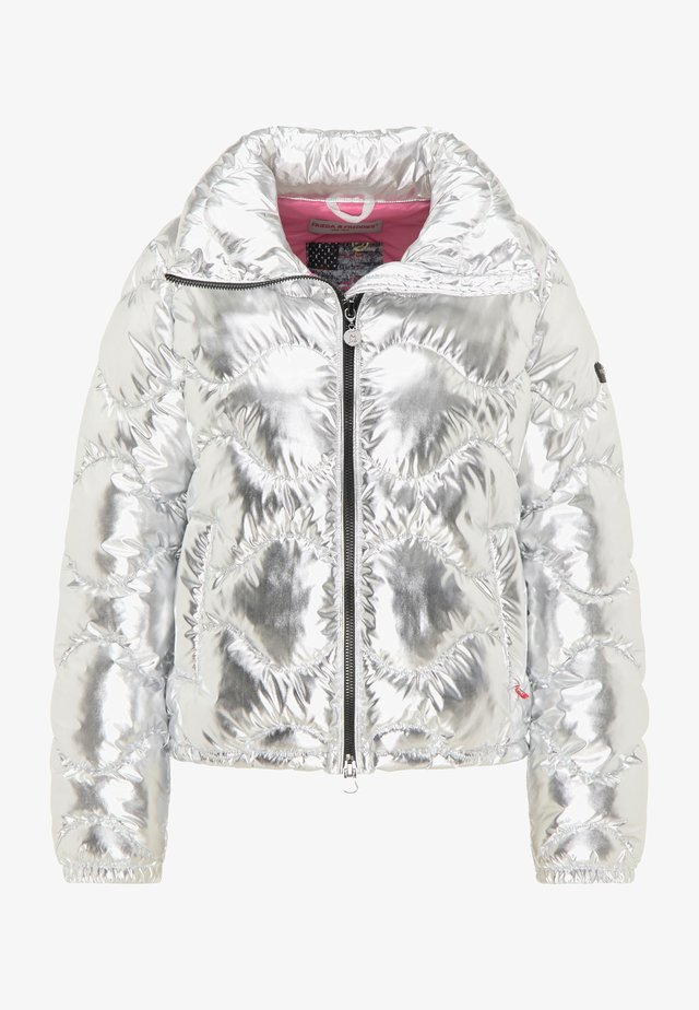 Giacca invernale - silver
