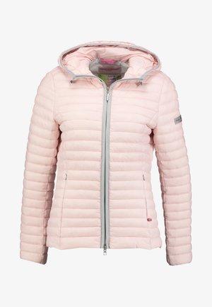 Light jacket - powder rose