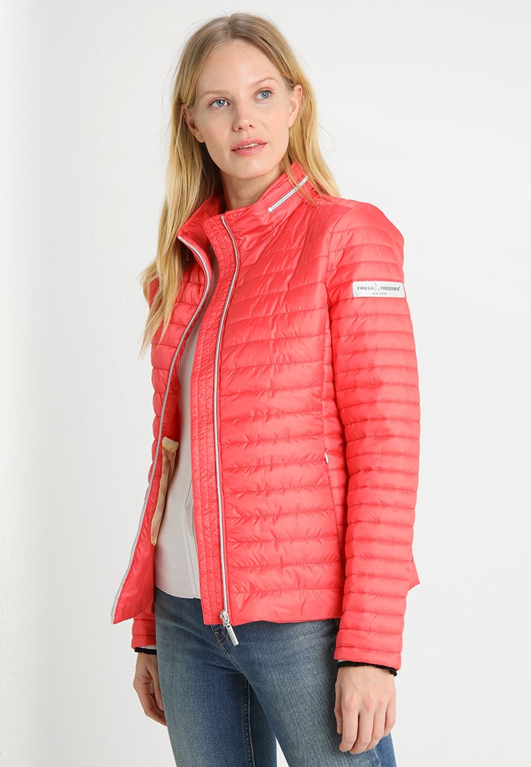 Frieda & Freddies - JACKET - Übergangsjacke - summer coral