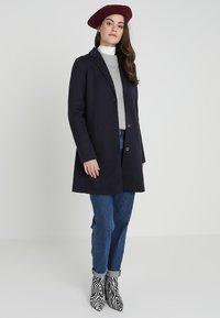Frieda & Freddies - Short coat - dark blue - 1