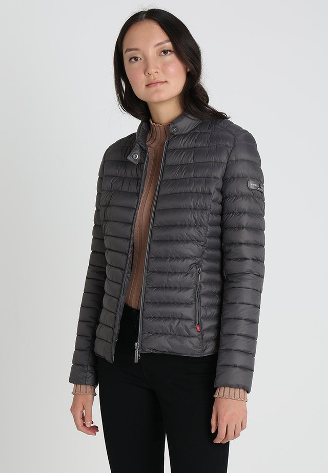 JACKET - Lehká bunda - dawn grey