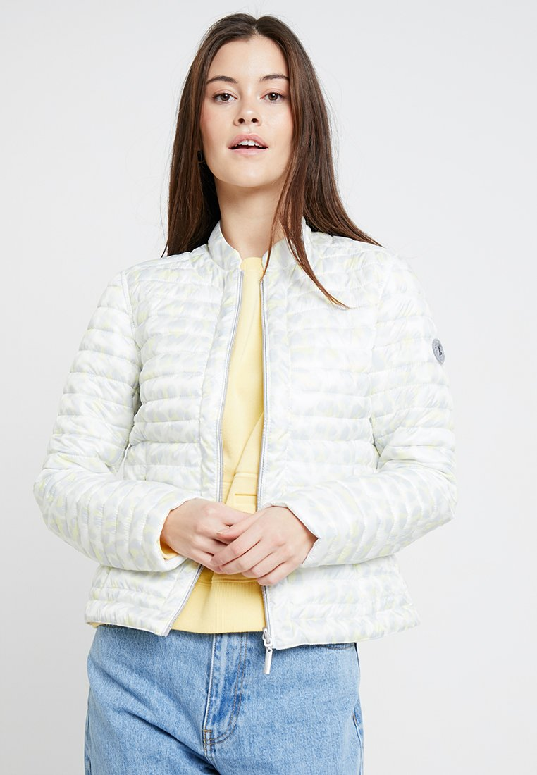 Frieda & Freddies - JACKET - Overgangsjakker - white