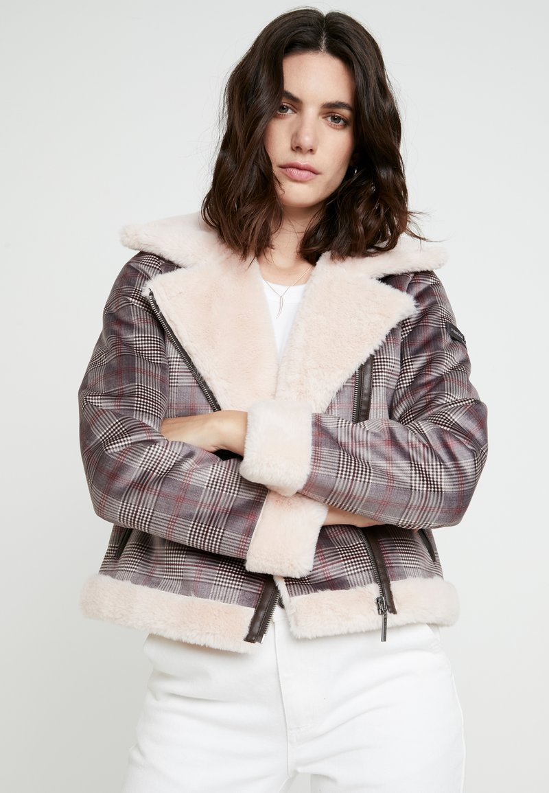 Frieda & Freddies - JACKET - Giacca invernale - powder rose