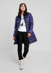 Frieda & Freddies - FUNCTIONAL FILLED - Cappotto classico - smooth blue - 1