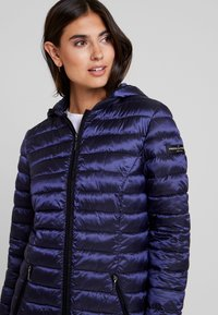 Frieda & Freddies - FUNCTIONAL FILLED - Cappotto classico - smooth blue - 4