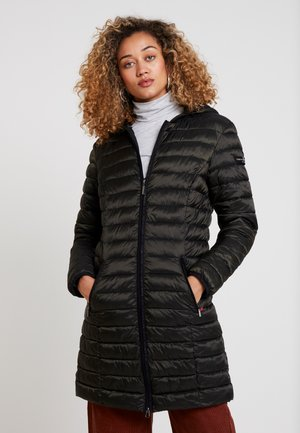 FUNCTIONAL FILLED - Cappotto classico - black olive
