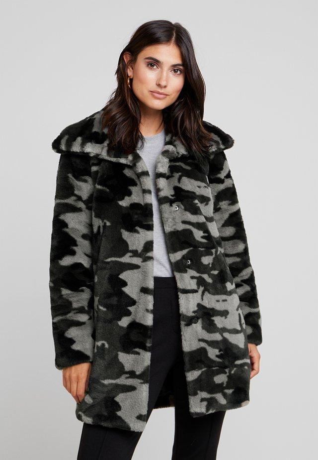 Classic coat - anthracite