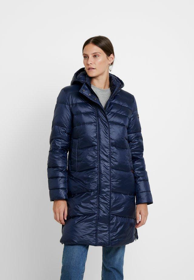 PADDED COAT - Down coat - midnight blue