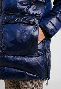 Frieda & Freddies - Abrigo de invierno - midnight blue - 7
