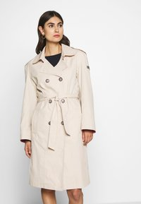 Frieda & Freddies - TRENCH COAT - Trenchcoat - cream - 3