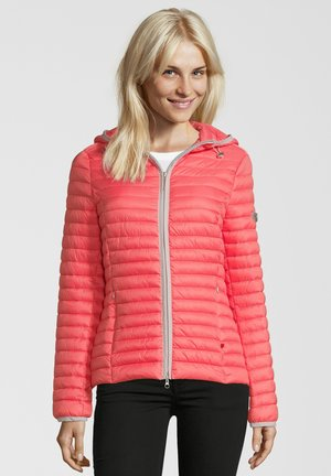 FRIDAY  - Winter jacket - coral