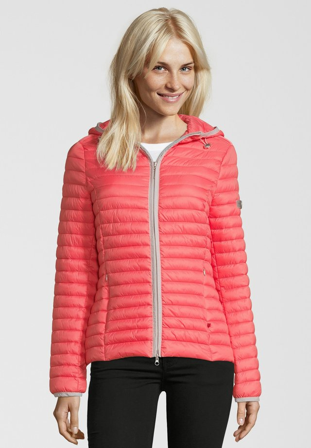 FRIDAY  - Winterjacke - coral