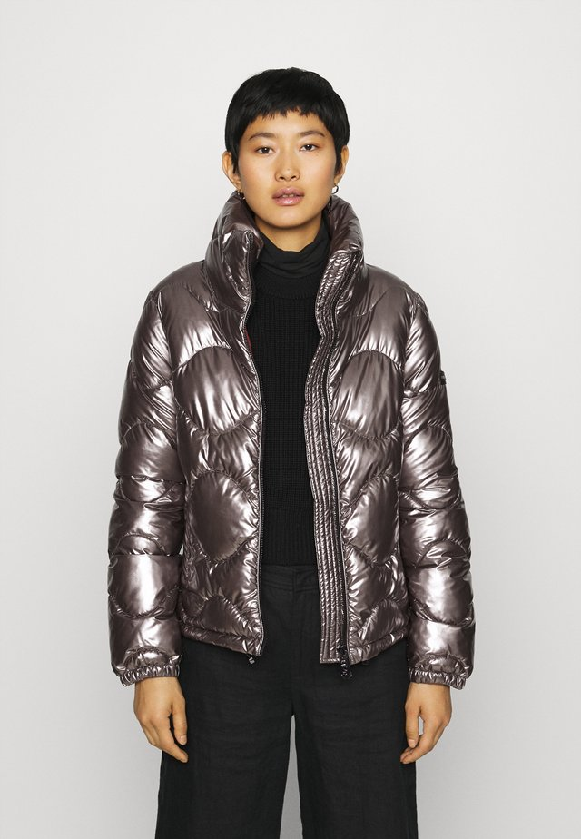 JACKET - Giacca invernale - antique gold