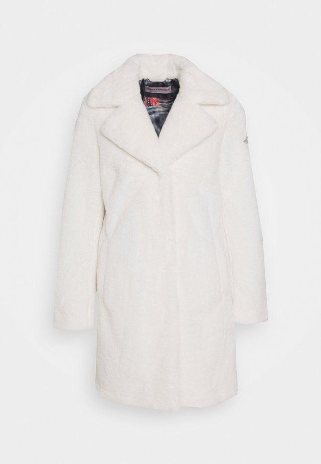 COAT - Cappotto invernale - off white