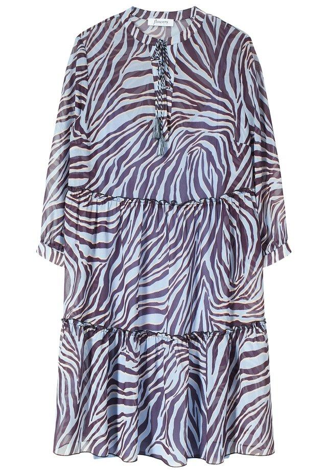 Robe d'été - zebra