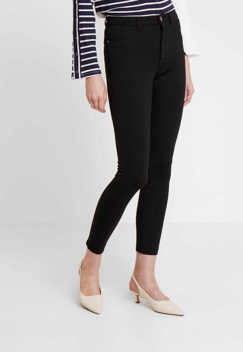 Springfield - CIRCULAR - Leggings - Trousers - black