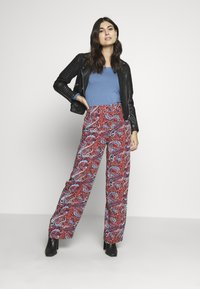 Springfield - Trousers - orange - 1