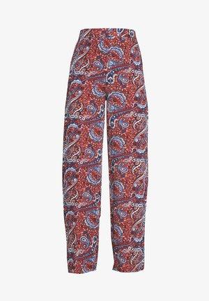 Pantalones - orange