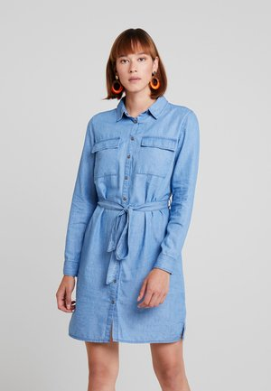 VESTIDO - Vestito di jeans - blues