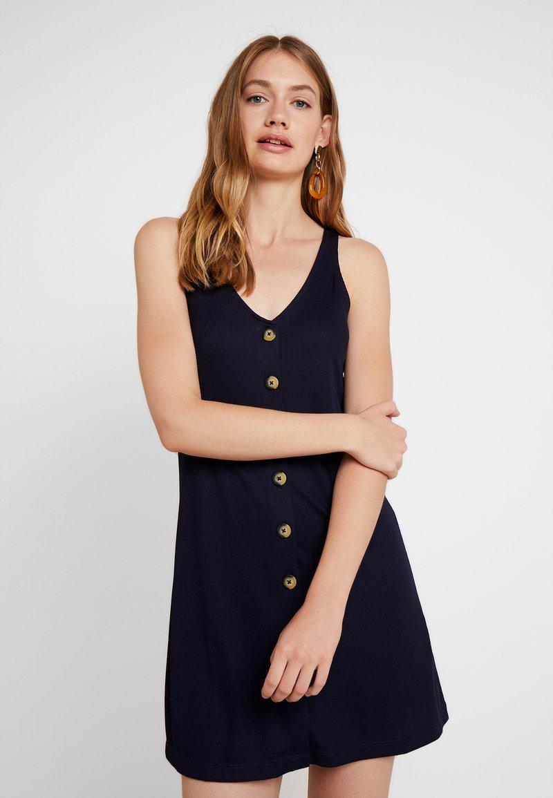 Springfield - NAUTICO LISO - Jersey dress - blues