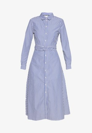 VESTIDO CAMISERO - Shirt dress - light blue