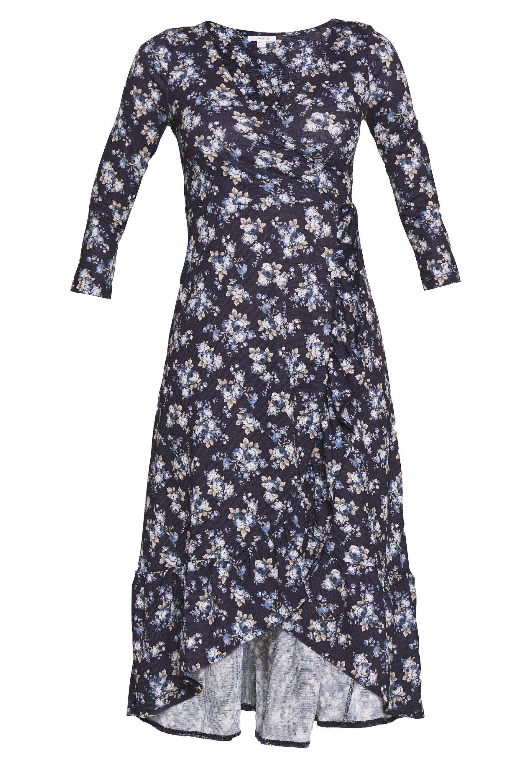 Springfield Sukienka letnia - blue