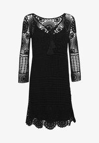 Springfield - VESTIDO - Vestido informal - black - 4