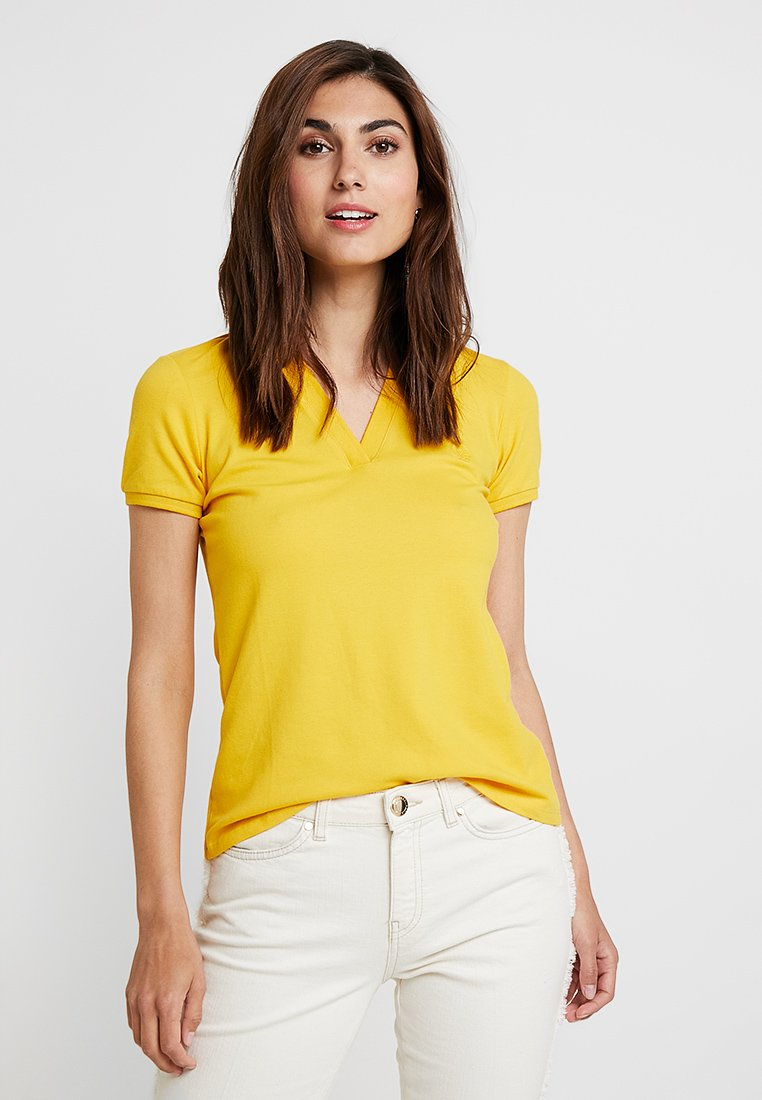 Springfield - AMARIL - T-Shirt print - yellows