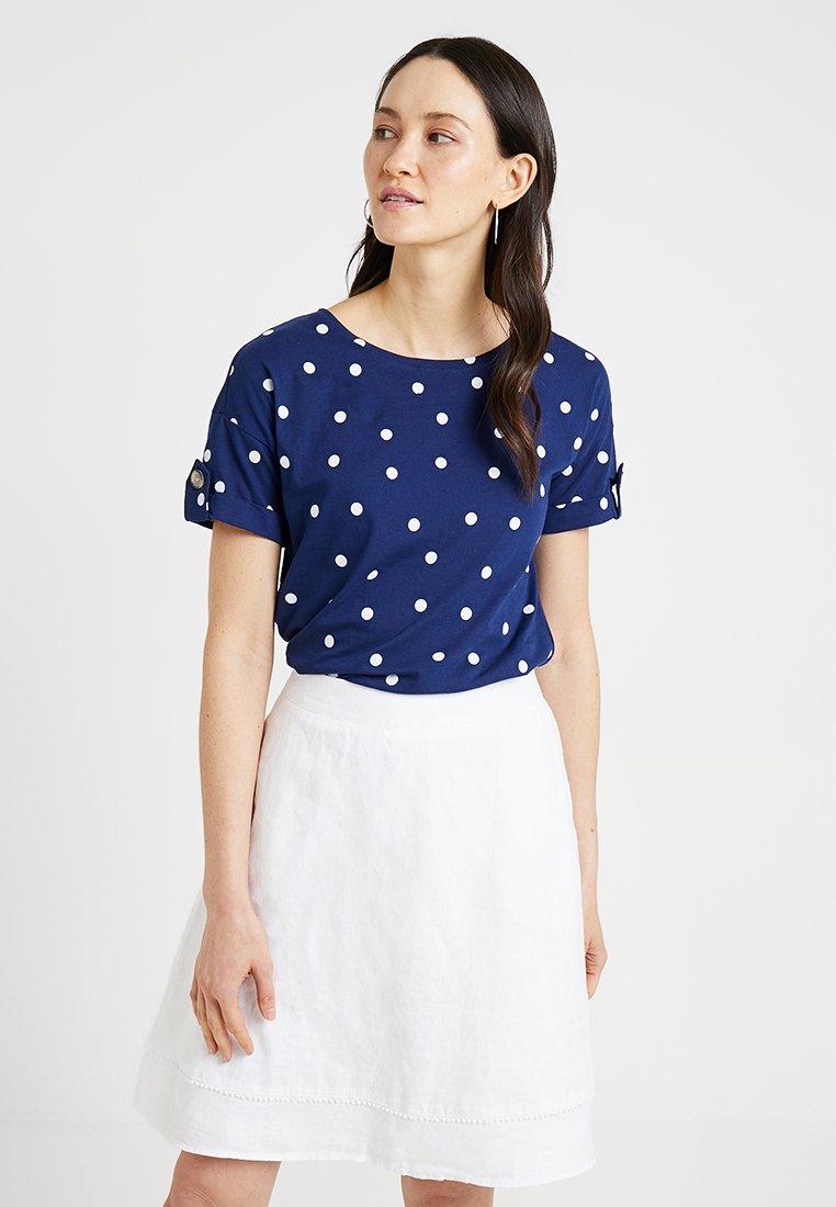 Springfield - T-Shirt print - blues