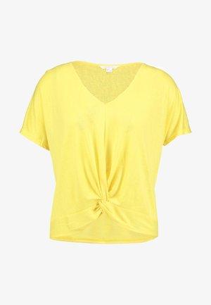 NUDO - T-shirts med print - yellows