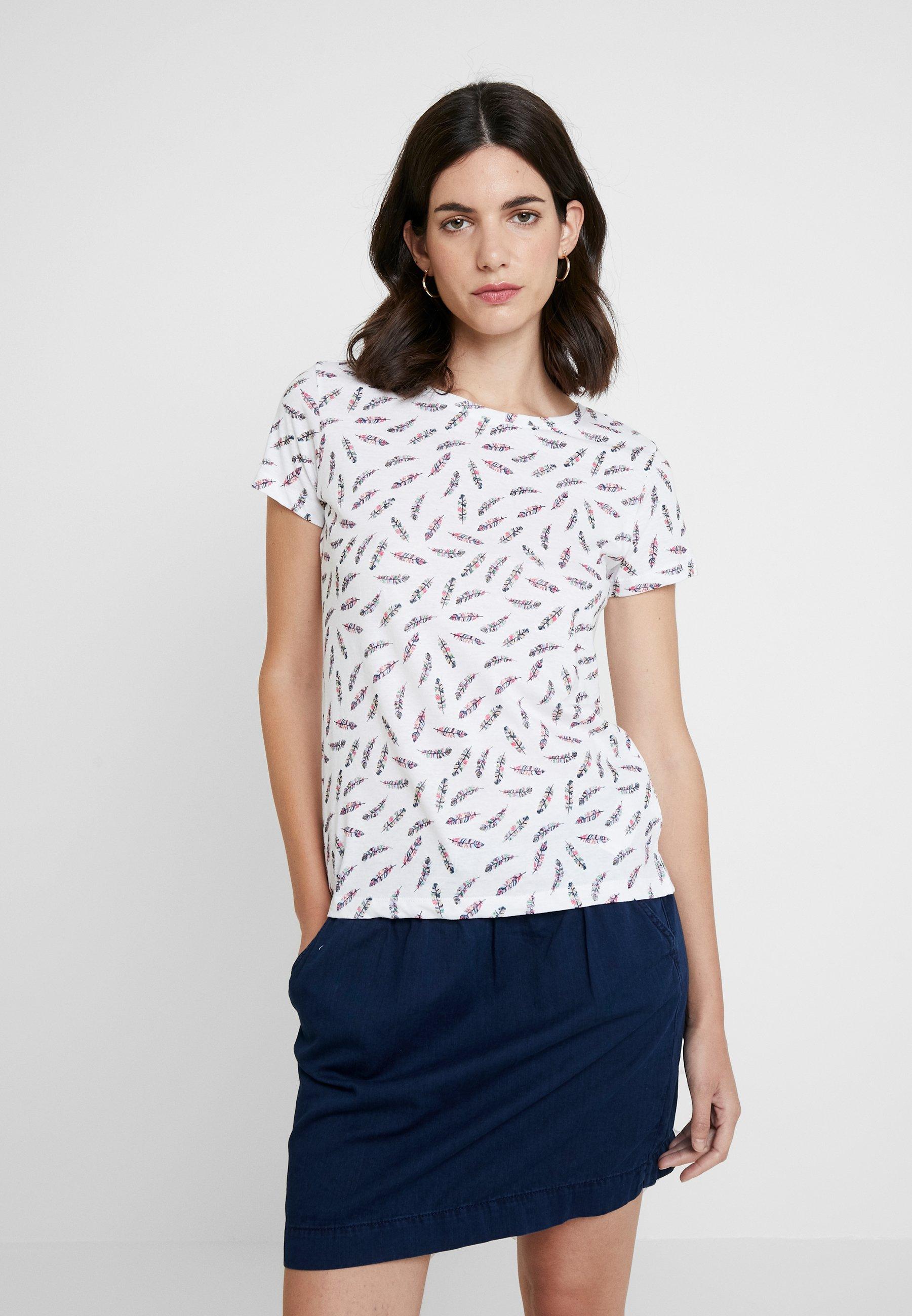 shirt SorbetT Imprimé Springfield White lF1K3TcJ