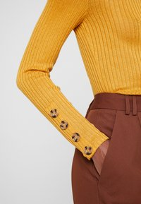 Springfield - CANALE PERCHADO - Jumper - browns - 5