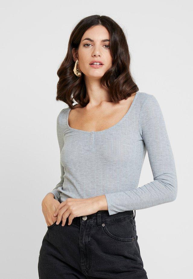 ESPECIAL PANADERA - Langarmshirt - greys