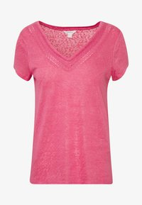 Springfield - T-shirt imprimé - light pink - 3