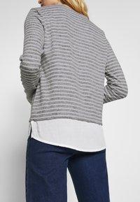 Springfield - T-shirt à manches longues - grey - 5