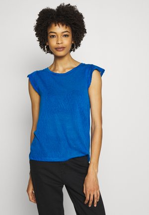 VOLANTE  - T-shirt basique - medium blue