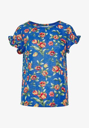 MARIP FLOR - T-shirt print - light blue