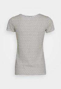 Springfield - GRUPO LENTEJUELAS - Print T-shirt - white - 1