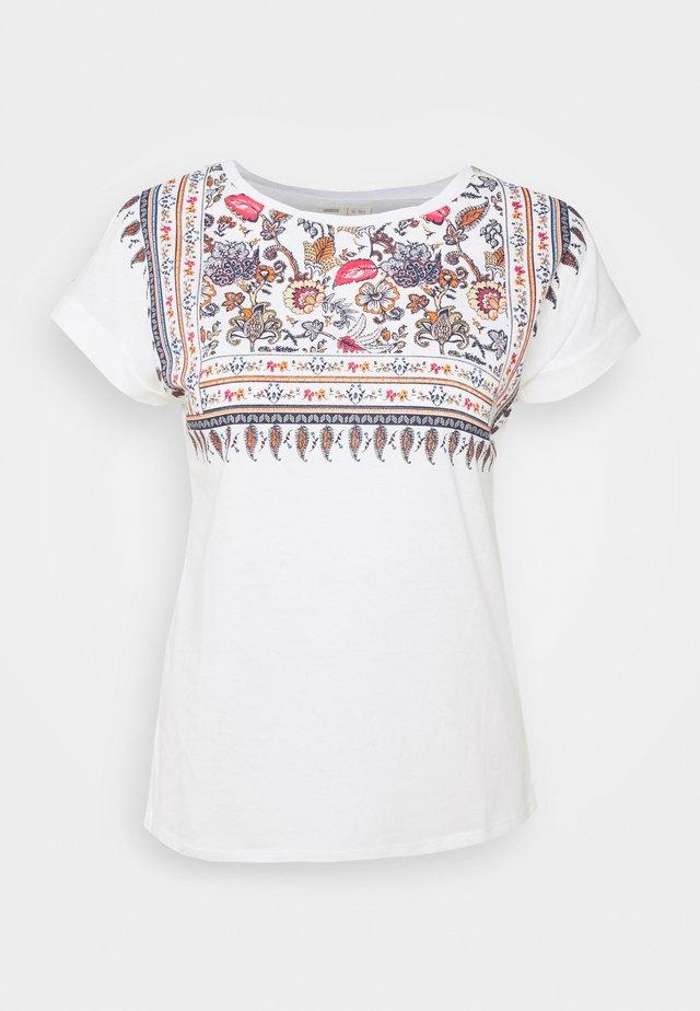 GRAFICO ARIZONA - T-shirt med print - white