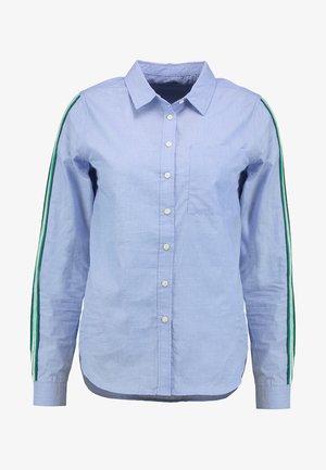 CAMISA MANGA - Skjorte - blues