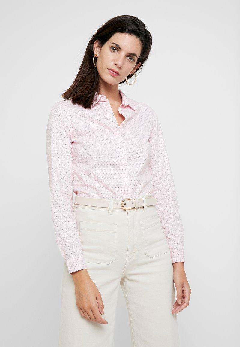 Springfield - CAMISA SLIM FIT - Camisa - pink