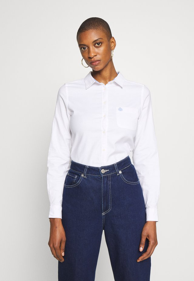 CAMI OXFORD - Skjorte - white